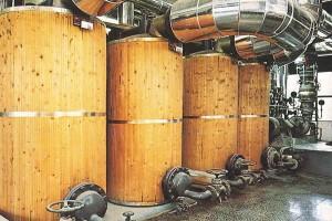Wärmetauscher für den Krankenhausneubau im Fernheizkraftwerk Nord
